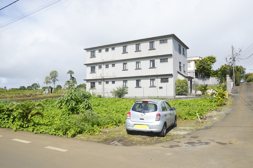hostel + land