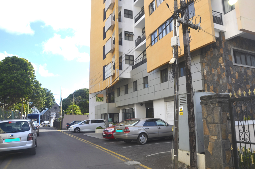 Apartment Rose Hill 1